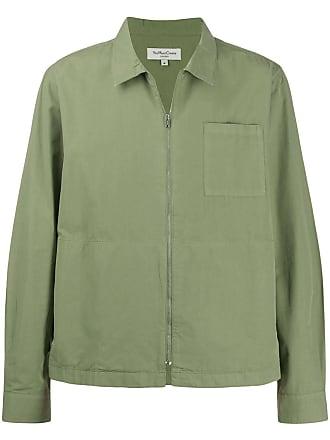 Ymc You Must Create overshirt jacket - Green