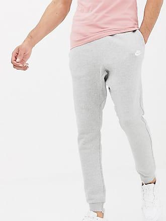 7db4f8e0ab Nike Tall - Club - Pantalon de jogging à chevilles resserrées - Gris 804408- 063