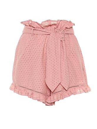 Jonathan Simkhai Broderie anglaise cotton shorts