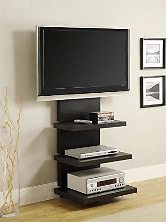 Dorel Home Products Ameriwood Home Elevation TV Stand for TVs 60 Wide, Black