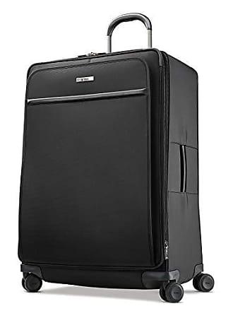 Hartmann Metropolitan 2 Extended Journey Expandable Spinner Suitcase, Deep Black