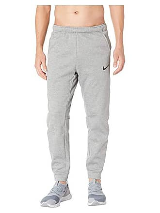 d781d843cbde Nike Thermal Taper Pants (Dark Grey Heather Black) Mens Casual Pants