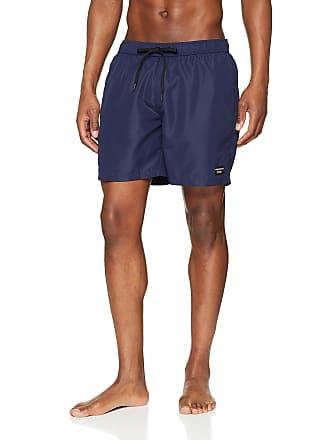 32a7943bb7 Björn Borg Bjorn Borg Mens 1P Swim Shorts Sebastian Plain Shorts, Blue ( Peacoat)