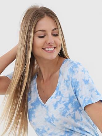 GAP Blusa GAP Tie Dye Azul