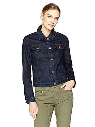 J Brand Womens Slim Denim Jacket in Instinct, Medium