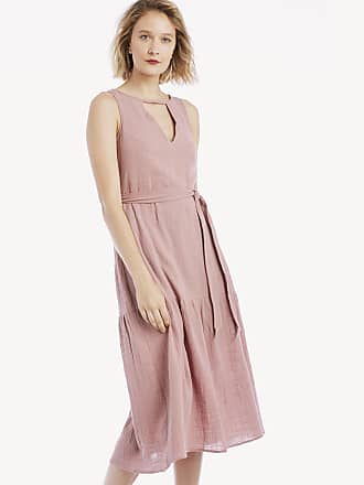 e524d007378 Rachel Pally Womens Gauze Lanna Dress In Color  Mauve Size Small From Sole  Society