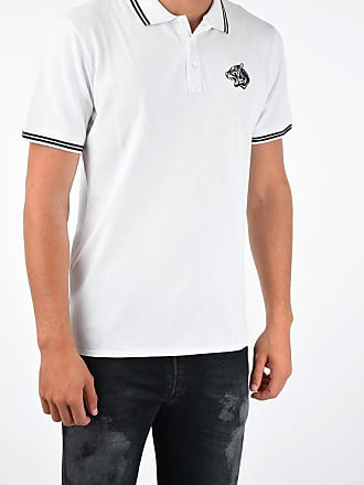 Just Cavalli Stretch Cotton Polo size Xxl