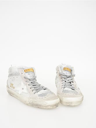 Golden Goose Glittered High Sneakers size 35
