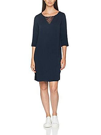Vila Clothes Damen Kleid Visommi 3 4 Sleeve Lace Dress ab4ece4094