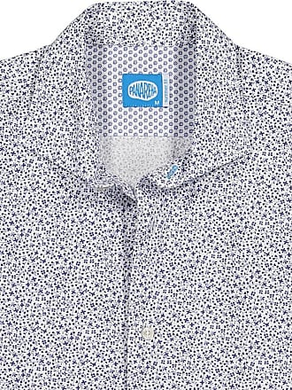 Panareha PARATY floral shirt white
