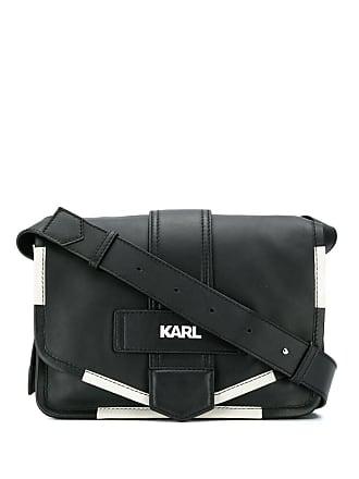 Karl Lagerfeld Bolsa tiracolo K/Athleisure - Preto