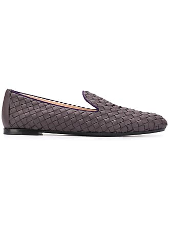 Bottega Veneta Fiandra loafers - Brown