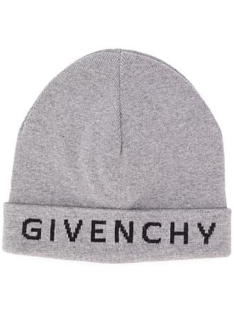 Givenchy logo beanie - Cinza