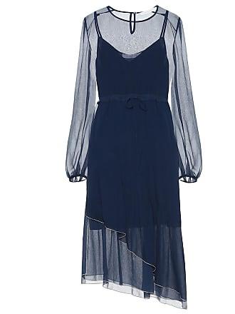See By Chloé Chiffon midi dress