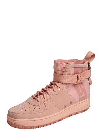 size 40 1c05c cdfb6 Nike Sneaker SF AF1 MID SUEDE rosa
