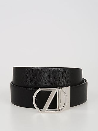 Ermenegildo Zegna 35mm Leather Belt size 115