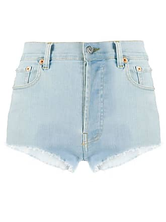 Forte Couture Shorts jeans Kalifornia - Azul