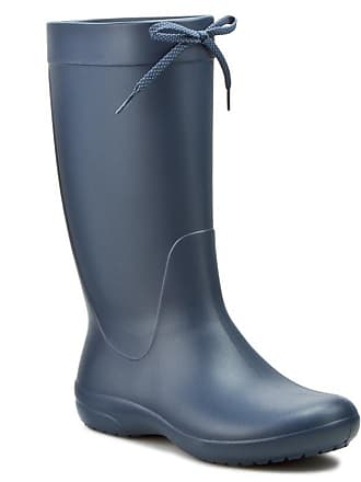 Crocs Botas de agua CROCS - Freesail Rain Boot 203541 Navy eeca4d39538