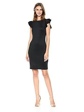 86e36d06d2b Tommy Hilfiger Womens Light Weight Scuba Dress
