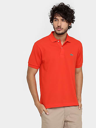 4390cc2128a Lacoste Camisa Polo Lacoste Piquet Original Fit Masculina - Masculino