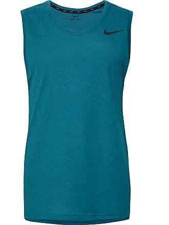 Nike Breathe Dri-fit Tank Top - Teal
