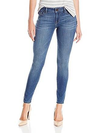 DL1961 Womens Margaux Instascuplt Ankle Skinny Jeans, Shields, 24