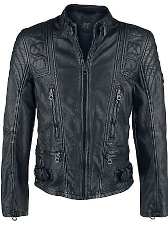Gipsy Highway 2 SF LAGIV - Lederen jas - zwart 6a69fef3be