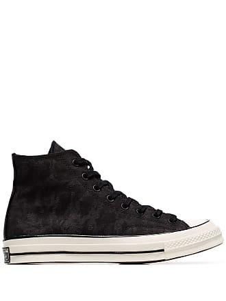 Converse black Chuck 70 camo print hi-top cotton sneakers 7776e953d598