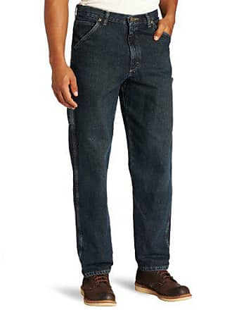 Wrangler Mens Rugged Wear Carpenter Jean, Dark Quartz, 42x32