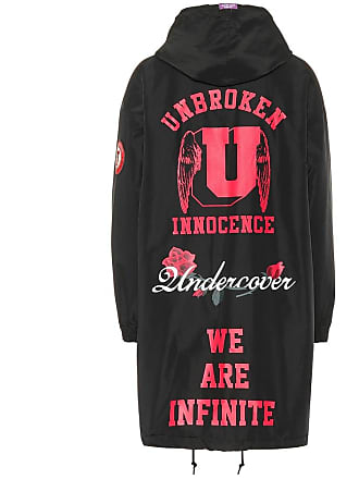 Undercover Printed parka