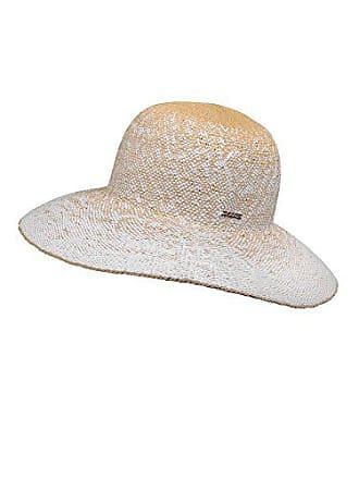 9e9a471e1df02 Capo Miami Lady Hat Bob, Blanc (Ecru 2), Taille Unique Femme