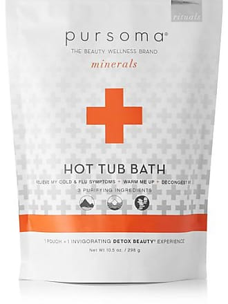 Pursoma Hot Tub Bath Soak, 298g - Colorless