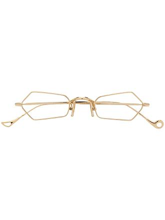Eyepetizer Armação de óculos Duval - Metálico