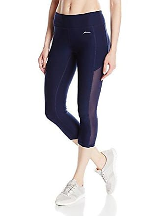 4dbbd27c0b1a3 Gottex Womens Color Block Capri with Powermesh and Side Pocket, Navy, M