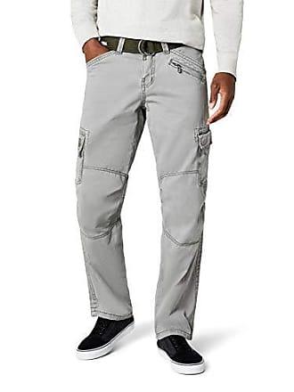 29b99dcf57244 Timezone BenitoTZ cargo pants incl. belt - Pantalon - Cargo - Homme - Vert (
