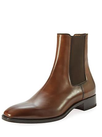 55a4e121249c Christian Louboutin Samson Mens Burnished Leather Boot