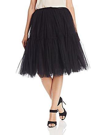 Glamorous Womens Tulle Skirt, Black, Medium