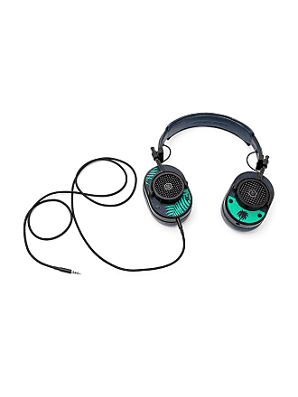 Master & Dynamic Green Womens THE Webster X Lane Crawford Headphones - The Webster