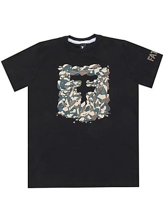 Fatal Surf Camiseta Fatal Menino Frontal Preta