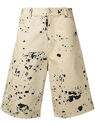 OAMC paint splash shorts - Neutrals