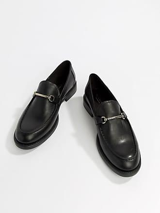 b25b42e2dc7 Vagabond Amina Leather Loafer with Horse-bit Detail - Black