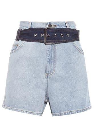 1768714eb Le Lis Blanc Deux Short Clochard Cintura Alta Le Lis Blanc - Azul