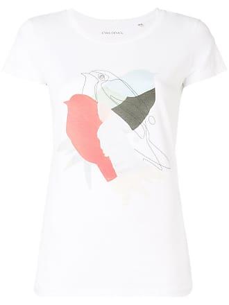 Ioana Ciolacu Camiseta Marley - Branco