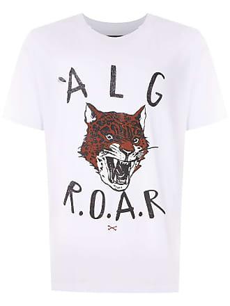 À La Garçonne x Hering ROAR T-shirt - Branco