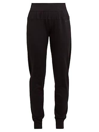 Falke Comfort Loose Fit Running Trousers - Womens - Black