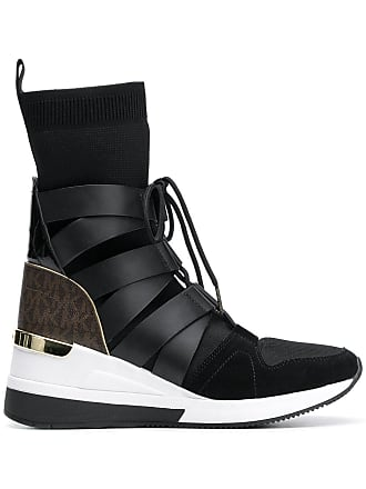2452155faf8 Michael Michael Kors hi-top sneakers - Black
