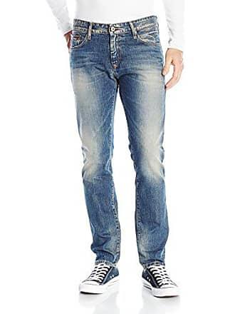 2ccd0f27b706 Tommy Hilfiger Denim Mens Jeans Original Scanton Slim Fit Jean