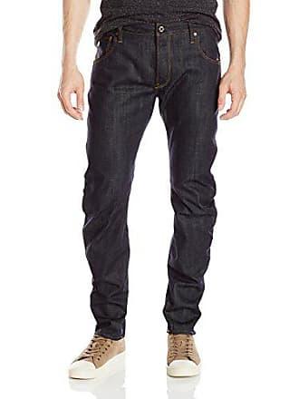 G-Star Mens Arc 3d Slim Fit Jean, Raw Denim, 36x32