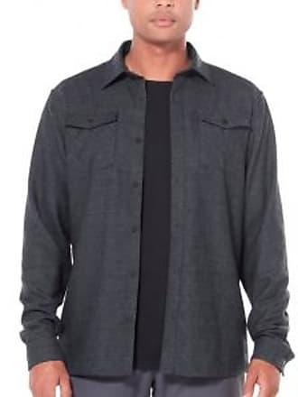 Icebreaker Mens Lodge Flannel Shirt