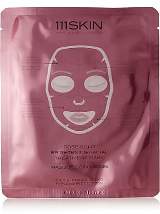 111Skin Rose Gold Brightening Facial Treatment Mask, 5 X 30ml - Colorless